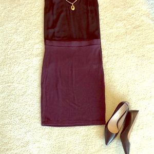 Dalia Collect Knit Pencil Skirt